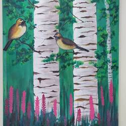 a slice of greenery, 20 x 30 inch, puspita datta,20x30inch,canvas,abstract paintings,landscape paintings,contemporary paintings,paintings for dining room,paintings for living room,paintings for office,paintings for hotel,paintings for school,paintings for hospital,paintings for dining room,paintings for living room,paintings for office,paintings for hotel,paintings for school,paintings for hospital,acrylic color,GAL01538633750