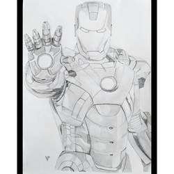 iron man, 9 x 13 inch, taha sapatwala,9x13inch,drawing paper,drawings,figurative drawings,modern drawings,portrait drawings,realism drawings,paintings for kids room,paintings for school,graphite pencil,paper,GAL02204133783