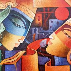 intimacy-03, 36 x 24 inch, shubham sheel gautam,36x24inch,canvas,figurative paintings,paintings for dining room,paintings for living room,paintings for bedroom,paintings for office,paintings for hotel,paintings for kitchen,paintings for hospital,paintings for dining room,paintings for living room,paintings for bedroom,paintings for office,paintings for hotel,paintings for kitchen,paintings for hospital,acrylic color,GAL02078833949
