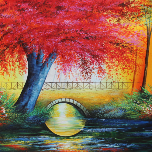 heaven on earth, 36 x 24 inch, shubham sheel gautam,36x24inch,canvas,paintings,cityscape paintings,landscape paintings,nature paintings | scenery paintings,paintings for dining room,paintings for living room,paintings for bedroom,paintings for office,paintings for bathroom,paintings for hotel,paintings for kitchen,paintings for school,paintings for hospital,acrylic color,GAL02078833960
