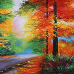 peace of mind, 36 x 24 inch, shubham sheel gautam,36x24inch,canvas,paintings,landscape paintings,nature paintings | scenery paintings,art deco paintings,paintings for dining room,paintings for living room,paintings for bedroom,paintings for office,paintings for kids room,paintings for hotel,paintings for kitchen,paintings for school,paintings for hospital,acrylic color,GAL02078833975