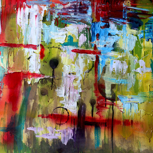 i'm lost, 60 x 30 inch, dana qino,60x30inch,canvas,paintings,abstract paintings,paintings for bedroom,acrylic color,GAL02212134021