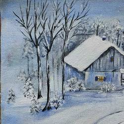 snow everywhere, 12 x 9 inch, sunayana tiwari,12x9inch,canvas,landscape paintings,nature paintings | scenery paintings,paintings for living room,paintings for bedroom,paintings for office,paintings for kids room,paintings for hotel,paintings for hospital,paintings for living room,paintings for bedroom,paintings for office,paintings for kids room,paintings for hotel,paintings for hospital,acrylic color,GAL02015334714