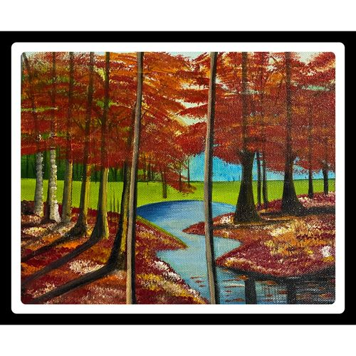 landscape painting, 8 x 10 inch, rennie eva  lall,8x10inch,canvas,paintings,flower paintings,landscape paintings,modern art paintings,nature paintings | scenery paintings,paintings for dining room,paintings for living room,paintings for bedroom,paintings for office,paintings for bathroom,paintings for kids room,paintings for hotel,paintings for kitchen,paintings for school,paintings for hospital,acrylic color,GAL02165934729