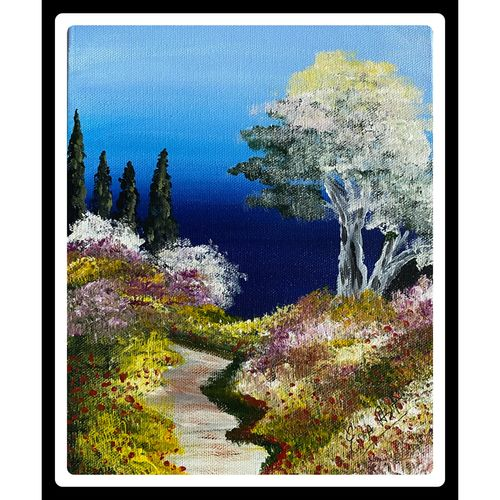 landscape painting, 8 x 10 inch, rennie eva  lall,8x10inch,canvas,paintings,abstract paintings,landscape paintings,nature paintings   scenery paintings,art deco paintings,paintings for dining room,paintings for living room,paintings for bedroom,paintings for office,paintings for bathroom,paintings for kids room,paintings for hotel,paintings for kitchen,paintings for school,paintings for hospital,acrylic color,GAL02165934730