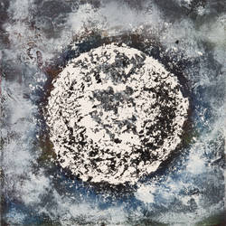 moonlight, 15 x 15 inch, babita jain,15x15inch,canvas board,abstract paintings,paintings for dining room,paintings for living room,paintings for bedroom,paintings for hotel,paintings for dining room,paintings for living room,paintings for bedroom,paintings for hotel,acrylic color,GAL02323934931