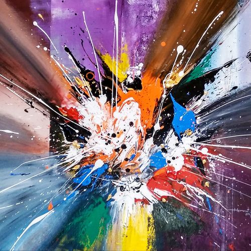 untitled, 48 x 36 inch, hemant gharat,48x36inch,canvas,paintings,abstract paintings,paintings for living room,acrylic color,GAL02336035003