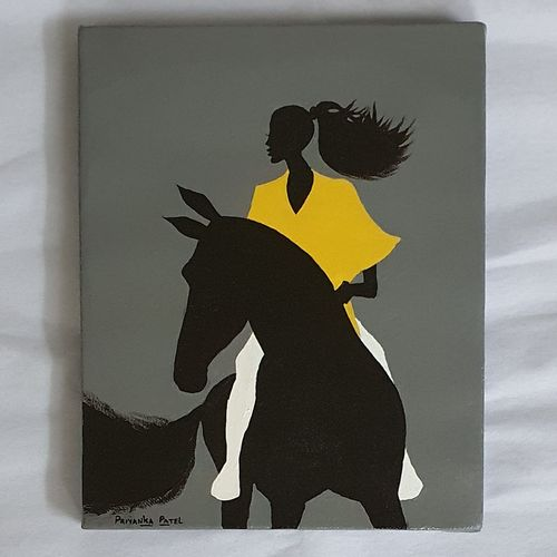 girl with horse , 8 x 10 inch, priyanka patel,8x10inch,canvas,paintings,abstract paintings,modern art paintings,conceptual paintings,portrait paintings,art deco paintings,illustration paintings,minimalist paintings,street art,contemporary paintings,horse paintings,paintings for dining room,paintings for living room,paintings for bedroom,paintings for office,paintings for kids room,paintings for hotel,paintings for kitchen,paintings for school,paintings for hospital,paintings for dining room,paintings for living room,paintings for bedroom,paintings for office,paintings for kids room,paintings for hotel,paintings for kitchen,paintings for school,paintings for hospital,acrylic color,GAL02169035098