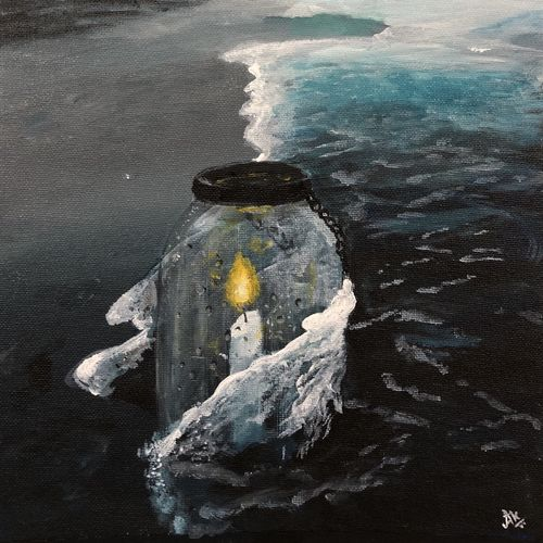 candle in glassjar, 10 x 12 inch, akansha singh,10x12inch,canvas,abstract paintings,wildlife paintings,landscape paintings,conceptual paintings,nature paintings | scenery paintings,art deco paintings,cubism paintings,expressionism paintings,impressionist paintings,photorealism paintings,photorealism,realistic paintings,love paintings,paintings for dining room,paintings for living room,paintings for bedroom,paintings for office,paintings for bathroom,paintings for kids room,paintings for hotel,paintings for school,paintings for hospital,paintings for dining room,paintings for living room,paintings for bedroom,paintings for office,paintings for bathroom,paintings for kids room,paintings for hotel,paintings for school,paintings for hospital,acrylic color,GAL02164035103