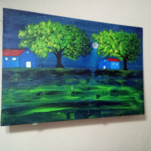 abstract art, 15 x 22 inch, sheeba thomas,15x22inch,canvas,abstract paintings,landscape paintings,conceptual paintings,nature paintings   scenery paintings,abstract expressionism paintings,expressionism paintings,realism paintings,contemporary paintings,paintings for dining room,paintings for living room,paintings for bedroom,paintings for office,paintings for kids room,paintings for hotel,paintings for school,paintings for dining room,paintings for living room,paintings for bedroom,paintings for office,paintings for kids room,paintings for hotel,paintings for school,acrylic color,GAL02393835444