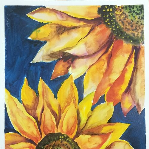 vibrant, 15 x 22 inch, aparna pandey,15x22inch,thick paper,paintings,flower paintings,paintings for dining room,paintings for living room,paintings for bedroom,paintings for office,paintings for kids room,paintings for hotel,paintings for dining room,paintings for living room,paintings for bedroom,paintings for office,paintings for kids room,paintings for hotel,watercolor,paper,GAL02394735554