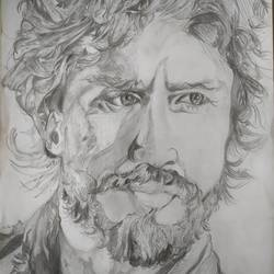 pencil sketch, 12 x 17 inch, aditya  gupta,12x17inch,drawing paper,drawings,portrait drawings,charcoal,graphite pencil,paper,GAL02402235702