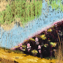 water lilies  - palette knife oil painting , 24 x 36 inch, rajendra prasad  singh,24x36inch,canvas,paintings,flower paintings,modern art paintings,expressionism paintings,paintings for dining room,paintings for living room,paintings for bedroom,paintings for office,paintings for hotel,paintings for school,paintings for hospital,paintings for dining room,paintings for living room,paintings for bedroom,paintings for office,paintings for hotel,paintings for school,paintings for hospital,acrylic color,GAL02426135738