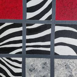 zebra 1, 10 x 12 inch, vaishali  k,10x12inch,canvas board,paintings,abstract paintings,wildlife paintings,multi piece paintings,conceptual paintings,animal paintings,contemporary paintings,paintings for dining room,paintings for living room,paintings for bedroom,paintings for office,paintings for bathroom,paintings for kids room,paintings for hotel,paintings for kitchen,paintings for school,paintings for hospital,acrylic color,GAL02435735770