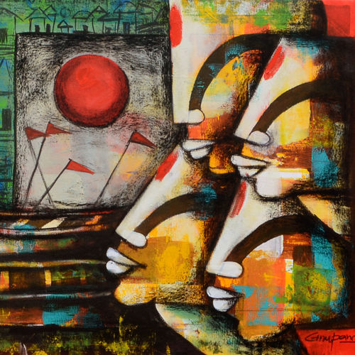 banaras ghat 2, 60 x 17 inch, anupam  pal,60x17inch,canvas,paintings,abstract paintings,buddha paintings,wildlife paintings,figurative paintings,flower paintings,folk art paintings,foil paintings,cityscape paintings,landscape paintings,modern art paintings,multi piece paintings,conceptual paintings,religious paintings,portrait paintings,nature paintings | scenery paintings,tanjore paintings,abstract expressionism paintings,art deco paintings,cubism paintings,dada paintings,expressionism paintings,illustration paintings,impressionist paintings,minimalist paintings,photorealism paintings,photorealism,pop art paintings,portraiture,realism paintings,street art,surrealism paintings,ganesha paintings | lord ganesh paintings,animal paintings,radha krishna paintings,contemporary paintings,realistic paintings,love paintings,horse paintings,mother teresa paintings,dog painting,elephant paintings,water fountain paintings,baby paintings,children paintings,kids paintings,islamic calligraphy paintings,madhubani paintings | madhubani art,warli paintings,lord shiva paintings,kalighat painting,phad painting,kalamkari painting,miniature painting.,gond painting.,kerala murals painting,serigraph paintings,paintings for dining room,paintings for living room,paintings for bedroom,paintings for office,paintings for bathroom,paintings for kids room,paintings for hotel,paintings for kitchen,paintings for school,paintings for hospital,acrylic color,charcoal,GAL08235785