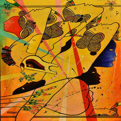 climax desire #2, 24 x 36 inch, rajendra prasad  singh,24x36inch,canvas,paintings,figurative paintings,modern art paintings,abstract expressionism paintings,expressionism paintings,paintings for dining room,paintings for living room,paintings for bedroom,paintings for office,paintings for hotel,paintings for hospital,paintings for dining room,paintings for living room,paintings for bedroom,paintings for office,paintings for hotel,paintings for hospital,acrylic color,oil color,GAL02426135931