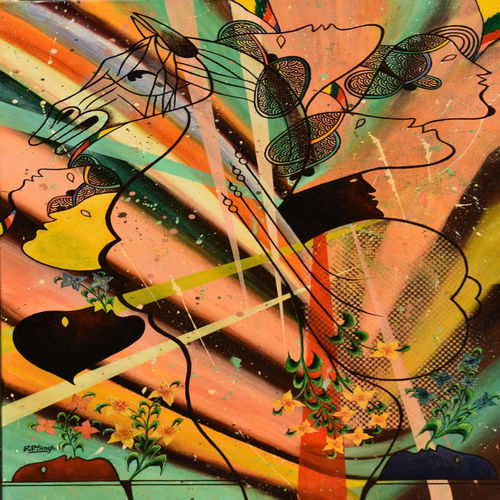 climax desire #p1, 24 x 36 inch, rajendra prasad  singh,24x36inch,canvas,paintings,figurative paintings,modern art paintings,abstract expressionism paintings,expressionism paintings,paintings for dining room,paintings for living room,paintings for bedroom,paintings for office,paintings for hotel,paintings for hospital,paintings for dining room,paintings for living room,paintings for bedroom,paintings for office,paintings for hotel,paintings for hospital,acrylic color,oil color,GAL02426135976
