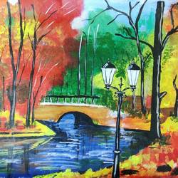 nature park, 16 x 12 inch, ajay kanawade,16x12inch,canvas,paintings,landscape paintings,nature paintings | scenery paintings,paintings for dining room,paintings for living room,paintings for bedroom,paintings for office,paintings for kids room,paintings for hotel,paintings for school,paintings for hospital,paintings for dining room,paintings for living room,paintings for bedroom,paintings for office,paintings for kids room,paintings for hotel,paintings for school,paintings for hospital,acrylic color,GAL02468936102