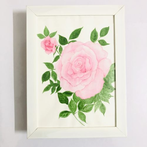 watercolour roses painting,, 11 x 8 inch, munmun kochar ,11x8inch,thick paper,paintings,abstract paintings,flower paintings,paintings for dining room,paintings for living room,paintings for bedroom,paintings for office,paintings for kids room,paintings for kitchen,paintings for living room,paintings for bedroom,paintings for kitchen,watercolor,paper,GAL02470236207