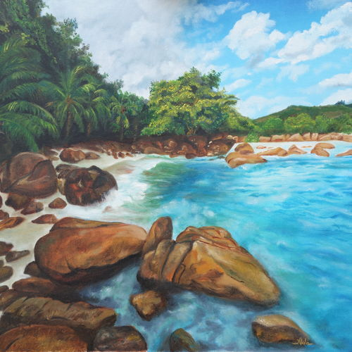 beach love, 18 x 24 inch, akila devi,18x24inch,canvas,paintings,landscape paintings,nature paintings | scenery paintings,realistic paintings,paintings for dining room,paintings for living room,paintings for bedroom,paintings for office,paintings for bathroom,paintings for kids room,paintings for hotel,paintings for kitchen,paintings for school,paintings for hospital,paintings for dining room,paintings for living room,paintings for bedroom,paintings for office,paintings for bathroom,paintings for kids room,paintings for hotel,paintings for kitchen,paintings for school,paintings for hospital,oil color,GAL01944836247