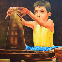 narture of life, 36 x 24 inch, biepiin  sathvara,36x24inch,canvas,paintings,figurative paintings,realistic paintings,children paintings,paintings for dining room,paintings for living room,paintings for office,paintings for bathroom,paintings for kids room,paintings for hotel,paintings for school,paintings for hospital,paintings for dining room,paintings for living room,paintings for office,paintings for bathroom,paintings for kids room,paintings for hotel,paintings for school,paintings for hospital,oil color,GAL02493236440