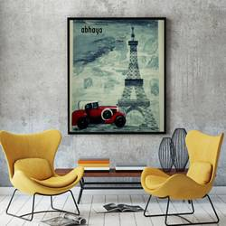 r_abha's abstract and creative art..the eiffel tower in vintage style , 15 x 18 inch, abhaya renuse,15x18inch,drawing paper,drawings,abstract drawings,conceptual drawings,modern drawings,paintings for dining room,paintings for living room,paintings for bedroom,paintings for office,paintings for bathroom,paintings for hotel,paintings for school,paintings for hospital,acrylic color,pastel color,pencil color,GAL02265936694