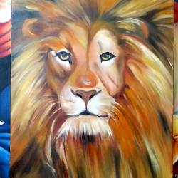 lion, 23 x 17 inch, sanjana sharma,23x17inch,canvas,paintings,wildlife paintings,paintings for dining room,paintings for living room,paintings for bedroom,paintings for office,paintings for bathroom,paintings for kids room,paintings for hotel,paintings for school,paintings for hospital,paintings for dining room,paintings for living room,paintings for bedroom,paintings for office,paintings for bathroom,paintings for kids room,paintings for hotel,paintings for school,paintings for hospital,oil color,GAL02405736758