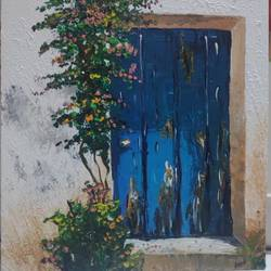 welcoming traditional door painting, 16 x 20 inch, sonali srivastava,16x20inch,canvas,paintings,abstract paintings,wildlife paintings,figurative paintings,flower paintings,cityscape paintings,landscape paintings,modern art paintings,conceptual paintings,still life paintings,nature paintings | scenery paintings,pop art paintings,street art,surrealism paintings,contemporary paintings,realistic paintings,paintings for dining room,paintings for living room,paintings for bedroom,paintings for office,paintings for bathroom,paintings for kids room,paintings for hotel,paintings for kitchen,paintings for school,paintings for hospital,acrylic color,GAL02538236824