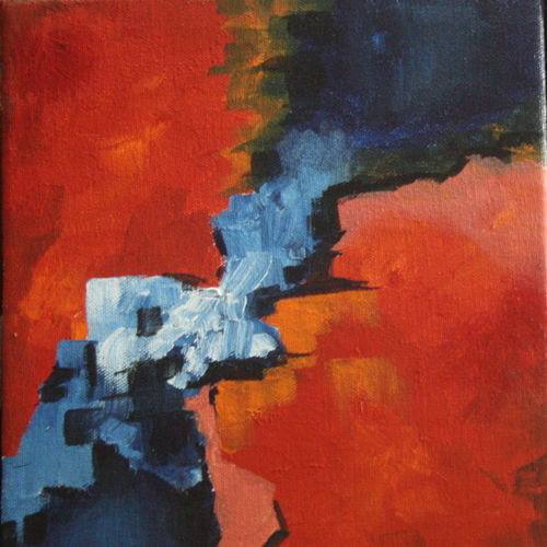 pangea volume -1, 10 x 12 inch, vignesh kumar,abstract paintings,paintings for office,canvas,acrylic color,10x12inch,GAL02503685