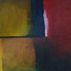 blended, 12 x 33 inch, vedika shroff,12x33inch,oil sheet,paintings,abstract paintings,multi piece paintings,paintings for living room,paintings for office,oil color,GAL02534836991