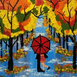 autumn, 10 x 12 inch, arpita kabiraj,10x12inch,canvas,paintings,nature paintings | scenery paintings,paintings for living room,paintings for bedroom,paintings for hotel,acrylic color,GAL02556836996