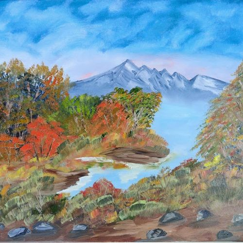 soothing mountain view, 24 x 18 inch, kangana wadhwa,24x18inch,canvas,landscape paintings,nature paintings   scenery paintings,abstract expressionism paintings,art deco paintings,paintings for dining room,paintings for living room,paintings for bedroom,paintings for office,paintings for bathroom,paintings for hotel,paintings for kitchen,paintings for school,paintings for hospital,paintings for dining room,paintings for living room,paintings for bedroom,paintings for office,paintings for bathroom,paintings for hotel,paintings for kitchen,paintings for school,paintings for hospital,oil color,GAL02266937008