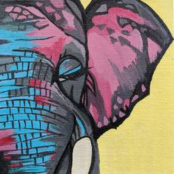 elephant, 6 x 6 inch, tejashri dhoot,6x6inch,canvas,abstract paintings,wildlife paintings,animal paintings,elephant paintings,paintings for dining room,paintings for living room,paintings for bedroom,paintings for office,paintings for bathroom,paintings for kids room,paintings for hotel,paintings for school,paintings for hospital,paintings for dining room,paintings for living room,paintings for bedroom,paintings for office,paintings for bathroom,paintings for kids room,paintings for hotel,paintings for school,paintings for hospital,acrylic color,GAL02557237080