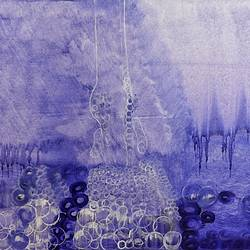 water, 24 x 36 inch, poornima dayal,24x36inch,canvas,abstract paintings,acrylic color,oil color,GAL02051537105