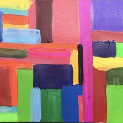 strokes of colours , 12 x 17 inch, anjali mewada,12x17inch,thick paper,paintings,abstract paintings,art deco paintings,paintings for dining room,paintings for living room,paintings for bedroom,paintings for office,paintings for hotel,paintings for school,paintings for hospital,acrylic color,paper,GAL02545537280