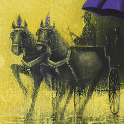 rhythmic  monsoon ride , 12 x 12 inch, somnath bothe,12x12inch,canvas,paintings,cityscape paintings,landscape paintings,realism paintings,animal paintings,contemporary paintings,horse paintings,paintings for dining room,paintings for living room,paintings for bedroom,paintings for office,paintings for kids room,acrylic color,charcoal,GAL073337294