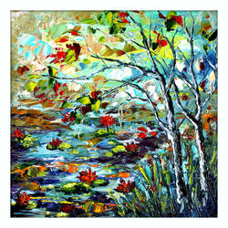 seasons 135, 12 x 12 inch, bahadur singh,12x12inch,canvas board,paintings,abstract paintings,wildlife paintings,figurative paintings,flower paintings,folk art paintings,foil paintings,cityscape paintings,landscape paintings,modern art paintings,multi piece paintings,conceptual paintings,nature paintings | scenery paintings,abstract expressionism paintings,art deco paintings,contemporary paintings,paintings for dining room,paintings for living room,paintings for bedroom,paintings for office,paintings for bathroom,paintings for kids room,paintings for hotel,paintings for kitchen,paintings for school,paintings for hospital,oil color,GAL0635137316