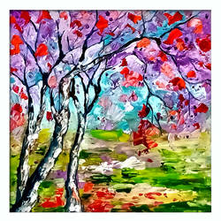 seasons 136, 12 x 12 inch, bahadur singh,12x12inch,canvas board,paintings,abstract paintings,wildlife paintings,figurative paintings,flower paintings,foil paintings,cityscape paintings,landscape paintings,modern art paintings,multi piece paintings,conceptual paintings,still life paintings,nature paintings | scenery paintings,abstract expressionism paintings,art deco paintings,pop art paintings,contemporary paintings,paintings for dining room,paintings for living room,paintings for bedroom,paintings for office,paintings for bathroom,paintings for kids room,paintings for hotel,paintings for kitchen,paintings for school,paintings for hospital,oil color,GAL0635137317