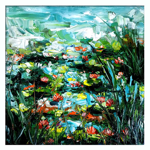 seasons 137, 12 x 12 inch, bahadur singh,12x12inch,canvas board,paintings,abstract paintings,wildlife paintings,figurative paintings,flower paintings,folk art paintings,foil paintings,cityscape paintings,landscape paintings,modern art paintings,multi piece paintings,conceptual paintings,nature paintings | scenery paintings,art deco paintings,contemporary paintings,paintings for dining room,paintings for living room,paintings for bedroom,paintings for office,paintings for bathroom,paintings for kids room,paintings for hotel,paintings for kitchen,paintings for school,paintings for hospital,oil color,GAL0635137318
