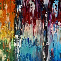 abstract , 28 x 16 inch, meet thakkar,28x16inch,canvas,paintings,abstract paintings,acrylic color,GAL02589837337