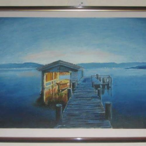 boat in a light house, 36 x 36 inch, sarang deshmukh,36x36inch,oil sheet,paintings,realistic paintings,paintings for dining room,paintings for living room,paintings for bedroom,paintings for office,paintings for bathroom,paintings for kids room,paintings for hotel,paintings for kitchen,paintings for school,paintings for hospital,oil color,GAL02594337385
