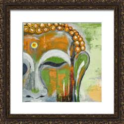 buddha painting, 15 x 15 inch, rishabh mishra,15x15inch,canvas,paintings,buddha paintings,paintings for dining room,paintings for living room,paintings for bedroom,paintings for hotel,paintings for hospital,acrylic color,fabric,GAL02608037597