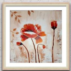 flower art, 14 x 14 inch, rishabh mishra,14x14inch,canvas,paintings,abstract paintings,flower paintings,paintings for dining room,paintings for living room,paintings for bedroom,paintings for office,paintings for bathroom,paintings for kids room,paintings for hotel,paintings for kitchen,paintings for school,paintings for hospital,acrylic color,fabric,GAL02608037671