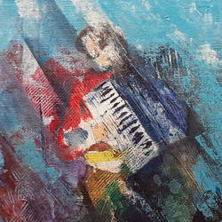 musician , 10 x 12 inch, rajaram. s,10x12inch,canvas,abstract paintings,paintings for dining room,paintings for living room,paintings for bedroom,paintings for office,paintings for hotel,paintings for dining room,paintings for living room,paintings for bedroom,paintings for office,paintings for hotel,acrylic color,GAL02517037720