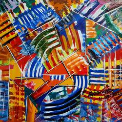 lines and curves, 24 x 18 inch, musolini rajagopal,24x18inch,canvas,abstract paintings,acrylic color,GAL01311937812