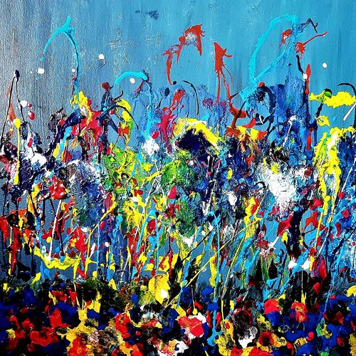 dance of life, 36 x 24 inch, san zac,36x24inch,canvas,abstract paintings,modern art paintings,conceptual paintings,abstract expressionism paintings,art deco paintings,pop art paintings,contemporary paintings,paintings for dining room,paintings for living room,paintings for bedroom,paintings for office,paintings for kids room,paintings for hotel,paintings for school,paintings for hospital,paintings for dining room,paintings for living room,paintings for bedroom,paintings for office,paintings for kids room,paintings for hotel,paintings for school,paintings for hospital,acrylic color,GAL02627737843