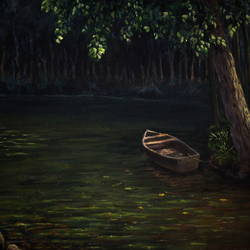 boat, 18 x 12 inch, chinmay bahulekar,18x12inch,canvas,paintings,landscape paintings,impressionist paintings,photorealism,realism paintings,surrealism paintings,paintings for dining room,paintings for living room,paintings for bedroom,paintings for office,paintings for bathroom,paintings for kids room,paintings for hotel,paintings for kitchen,paintings for school,paintings for hospital,acrylic color,GAL0720437858