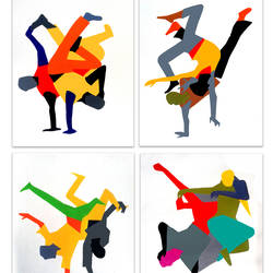 moving figures, 21 x 25 inch, prasanta acharjee,21x25inch,thick paper,paintings,abstract paintings,figurative paintings,modern art paintings,multi piece paintings,cubism paintings,minimalist paintings,pop art paintings,paintings for dining room,paintings for living room,paintings for bedroom,paintings for office,paintings for kids room,paintings for hotel,paintings for kitchen,paintings for school,paintings for hospital,acrylic color,paper,GAL0360537883