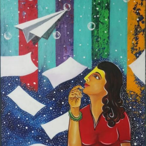udaan , 24 x 36 inch, virender verma,24x36inch,canvas board,conceptual paintings,paintings for dining room,paintings for living room,paintings for bedroom,paintings for office,paintings for kids room,paintings for hotel,paintings for school,paintings for hospital,paintings for dining room,paintings for living room,paintings for bedroom,paintings for office,paintings for kids room,paintings for hotel,paintings for school,paintings for hospital,acrylic color,GAL01272438118