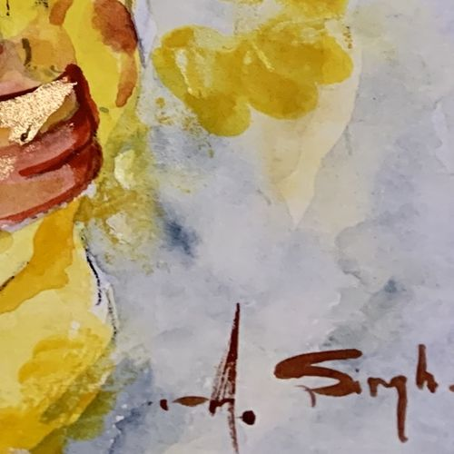 ganga arti , 8 x 12 inch, anju singh,8x12inch,thick paper,paintings,abstract paintings,figurative paintings,modern art paintings,conceptual paintings,religious paintings,abstract expressionism paintings,art deco paintings,expressionism paintings,illustration paintings,impressionist paintings,realism paintings,surrealism paintings,ganesha paintings | lord ganesh paintings,radha krishna paintings,realistic paintings,love paintings,paintings for dining room,paintings for living room,paintings for bedroom,paintings for kids room,paintings for hotel,paintings for kitchen,paintings for school,watercolor,paper,GAL02658138214